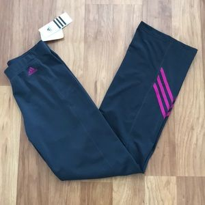 NWT Adidas climate control pursuitpants size small
